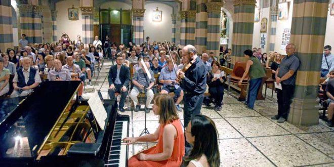 """concerto musica classica """"Festival InterHarmony"""""""
