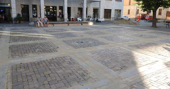 Acqui Terme, piazza Matteotti