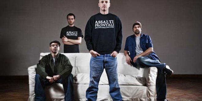 """Gruppo musicale """"Assalti Frontali"""""""