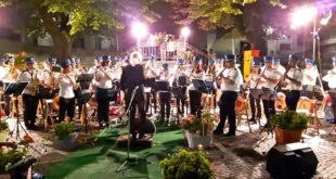 orchestra a Cassine