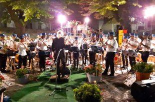 orchestra a Cassine