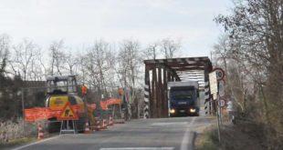 Ponte di ferro a Melazzo