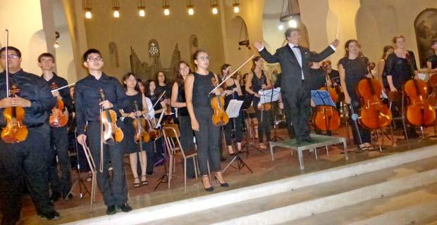 Musica classifca: festival InterHarmony