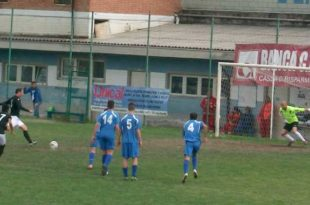 Calcio Canelli-Santostefanese, immagine di repertorio