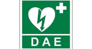 simbolo del defibrillatore