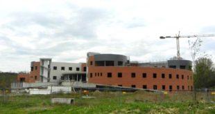 Ospedale in costruzione di Nizza Monferrato