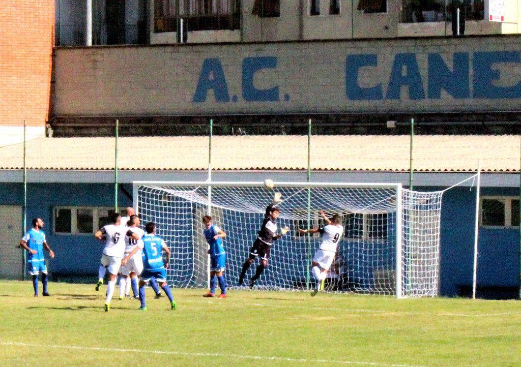 Calcio: Canelli - Acqui FC