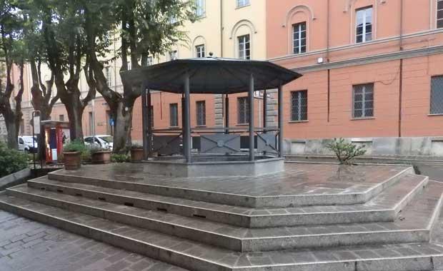 Photo of Fontana romana… …sponsorizzata
