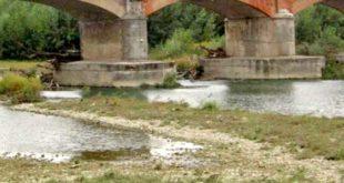 ponte sul fiume Bormida