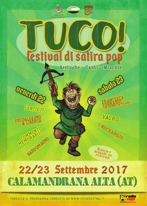 Photo of Con Tuco la satira pop in scena a Calamandrana