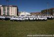 Calcio Acqui Fc: tutto esaurito all'Ottolenghi per la presentazione del settore giovanile (VIDEO)