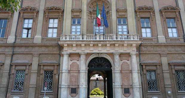 Alessandria, palazzo Ghilini