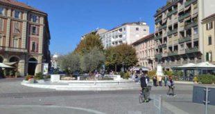Acqui Terme, piazza Italia