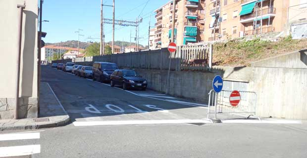 Acqui Terme, via Santa Caterina