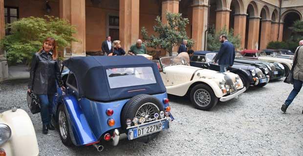 Photo of Morgan Club Italia tra barbera e tartufi