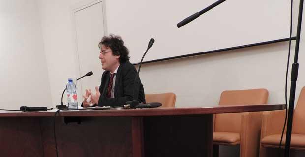il professor Paolo Cozzo