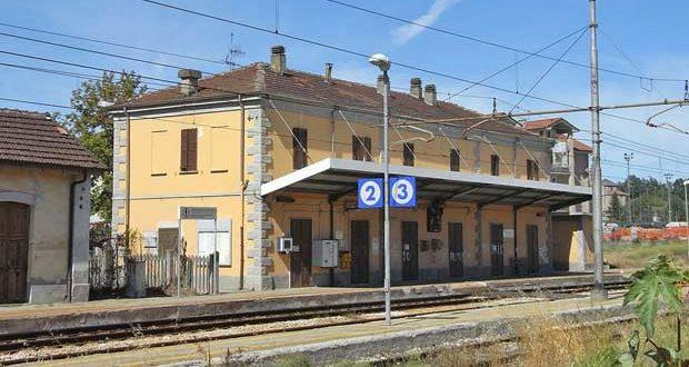 stazione di Bistagno