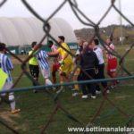 calcio: rissa a fine partita tra Lerma e Novese