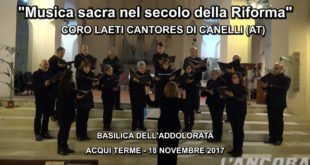 Musica sacra nel secolo della Riforma (VIDEO)