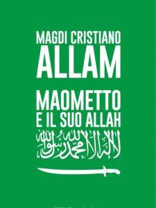 Libro dal titolo Maometto e il suo Allah