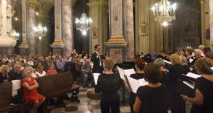 concerto della Corale Santa Cecilia in Duomo