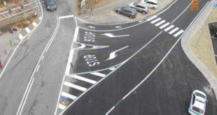 In Via Crenna nuova viabilità e parcheggi (VIDEO)