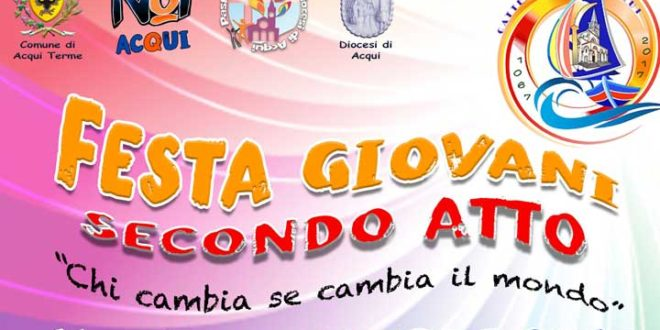 locandina festa dei giovani della diocesi