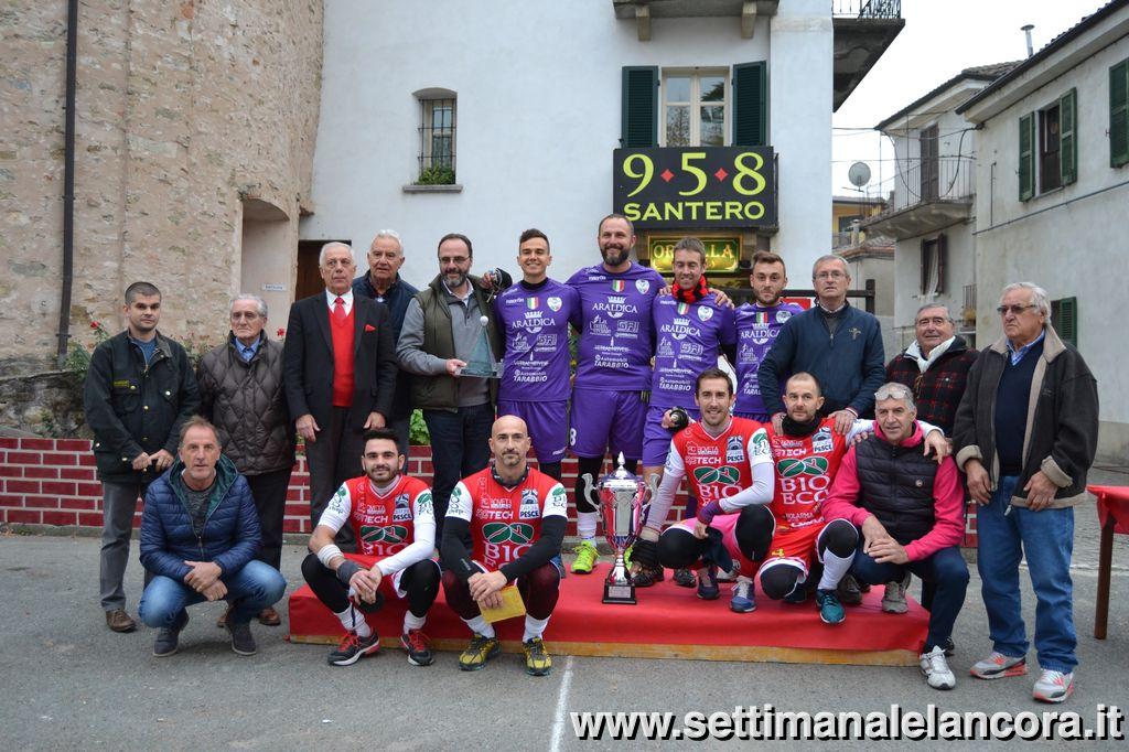 foto di gruppo delle squadre