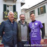 da sinistra Felice Bertola, Claudio Manera e Massimo Vacchetto