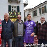 Roberto Corino, Felice Bertola, Claudio Manera, Massimo Vacchetto e Piero Galliano