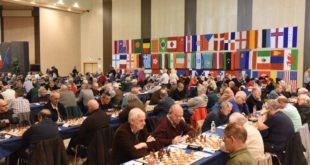 Fino al 19 novembre, 27º Campionato mondiale Seniores di scacchi (VIDEO)