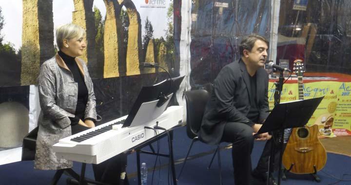Acqui e Sapori, concerto per Luigi Tenco