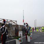 Sessame, inaugurazione piazza Nassirya