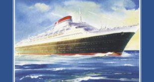 Copertina libro Andrea Doria 1956