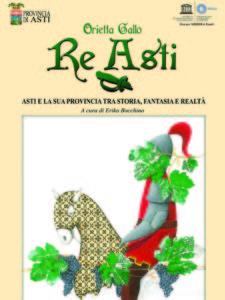 Copertina del libro Re Asti