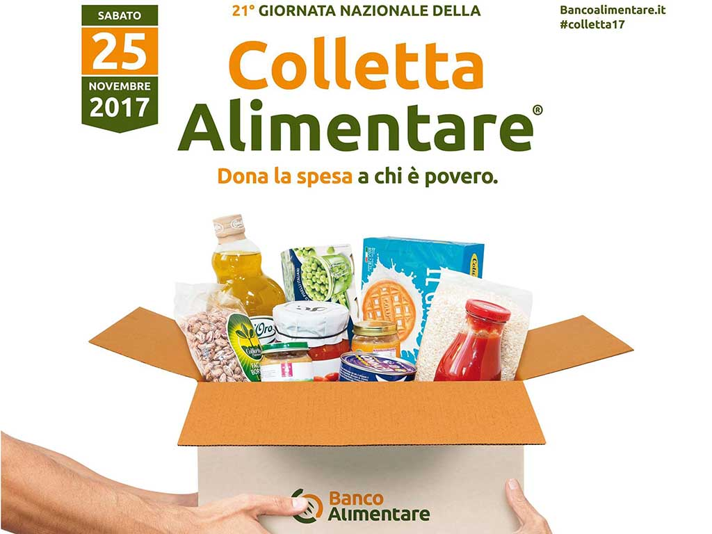 Colletta alimentare logo