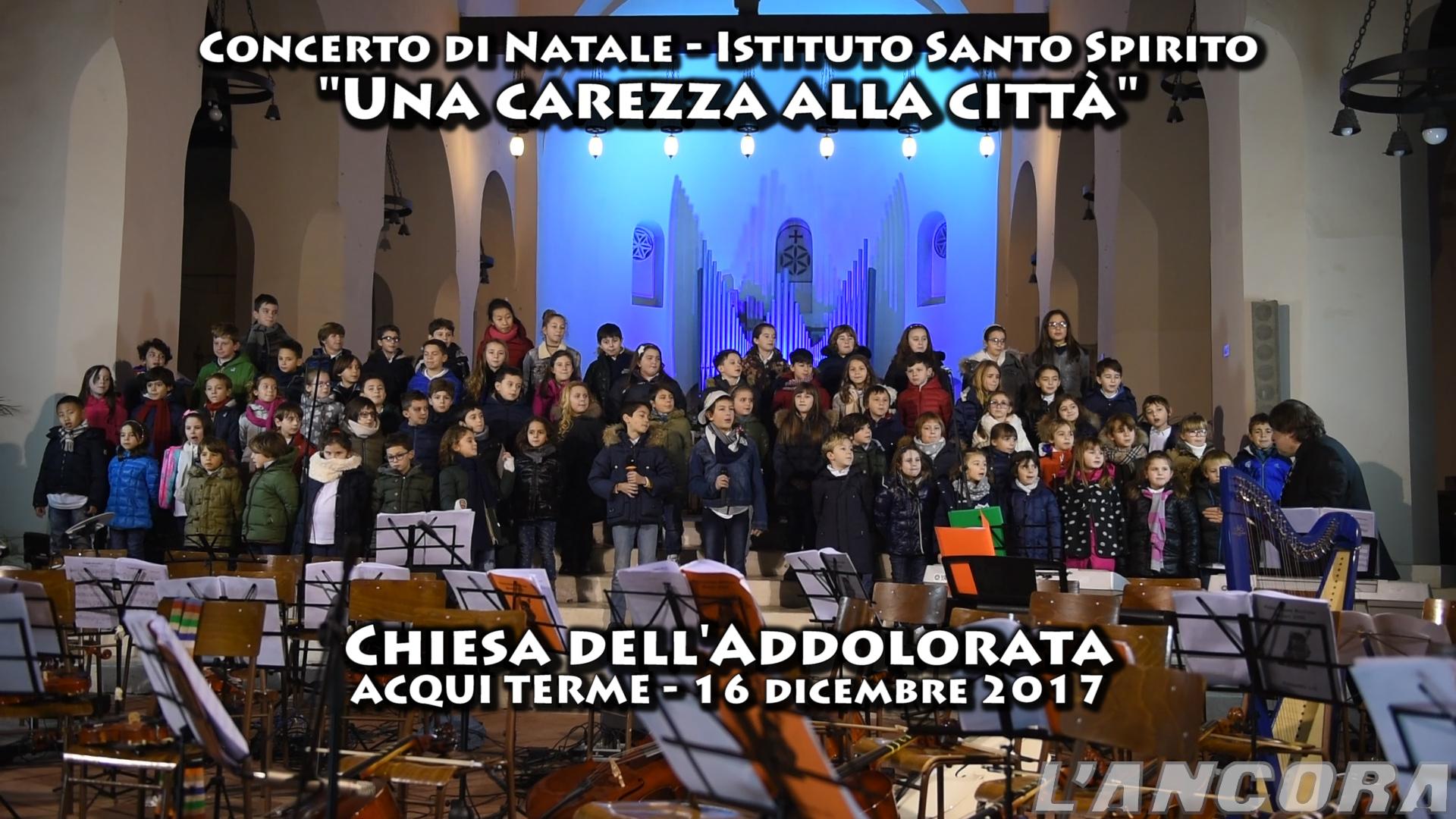 """Concerto di Natale """"Una Carezza alla città"""""""