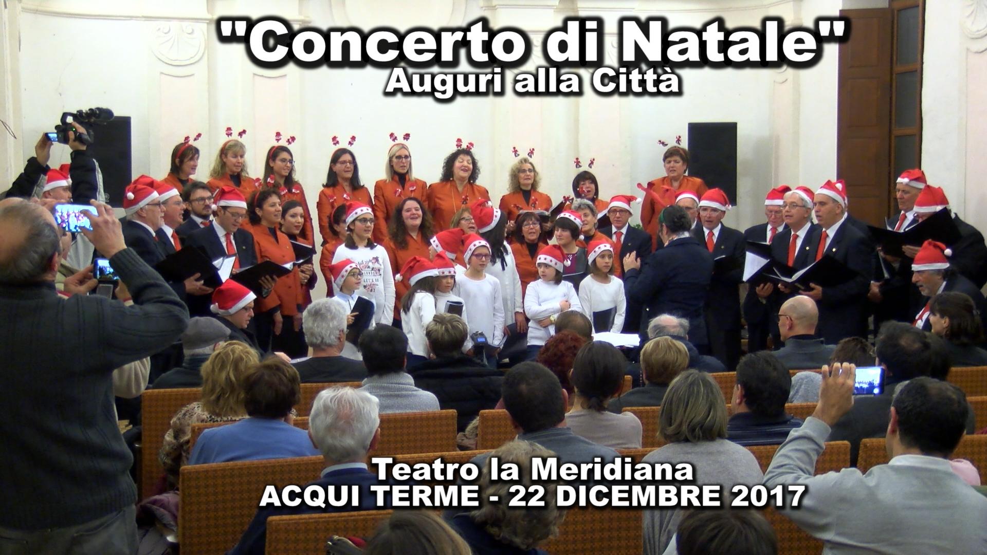 Concerto della Corale Città di Acqui Terme