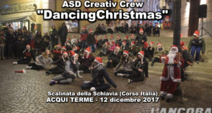 Flashmob natalizio