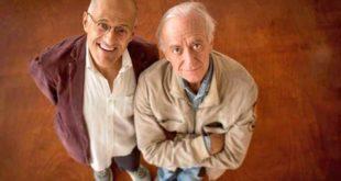 Paolo Triestino e Nicola Pistoia