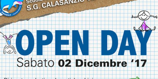 Porte aperte al Calasanzio per l'Open Day