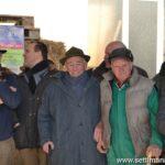 Alcuni momenti della fiera del bue grasso a Montechiaro