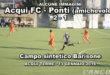 VIDEO – Acqui FC vs Ponti