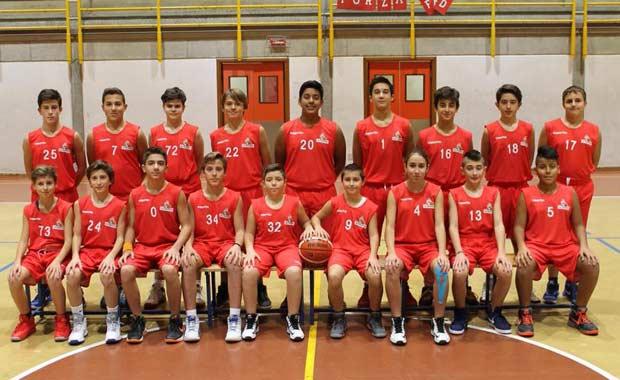 Basket Under 14 Ovada