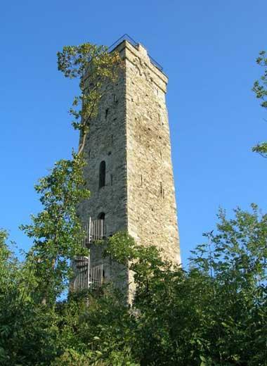 la torre di Merana