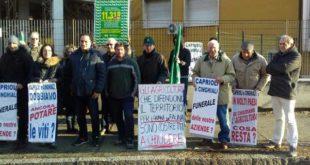 protesta degli agricoltori
