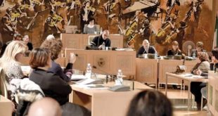 Venerdì 12 il Consiglio comunale acquese