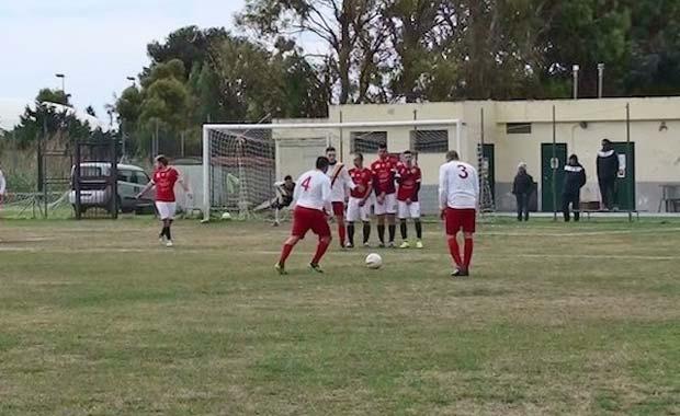 Calcio Altarese, fase di gioco