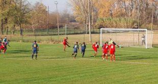 calcio azione di gioco