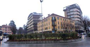 Ovada, piazza XX Settembre